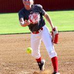 Sulphur High School Varsity Softball Fast Pitch beat Lindsay (Davis Tournament) 10-2