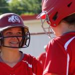 Sulphur High School Varsity Softball Fast Pitch beat Plainview 4-0