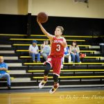 Sulphur 8th Grade Boys Top Madill 48-37