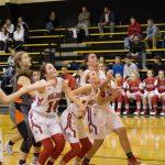 Sulphur High School Girls Varsity Basketball beat Pilot Point, Texas 72-29