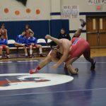 Sulphur High School Boys Varsity Wrestling beat Durant High School 46-32
