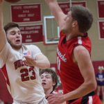Sulphur High School Boys Varsity Basketball beat Comanche 84-80