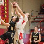 Sulphur High School Boys Varsity Basketball beat Wynnewood High School 56-49