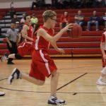 Sulphur Boys 8th Grade Basketball beat Comanche 8th Grade 60-24