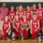 Sulphur Boys 8th Grade Basketball beat Plainview 8th Grade 33-23