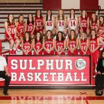 Sulphur High School Girls Varsity Basketball beat Madill 83-57