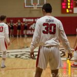Sulphur High School Boys Varsity Basketball beat Kingston 56-51