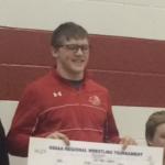 Wrestling Regional: Dan Baker Regional Champ