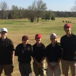 Sulphur Boys Junior High Golf finishes 7th place