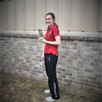 JH Golfer Places in consecutive Tournaments