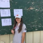 Sulphur High School Girls Varsity Golf finishes 2017th place