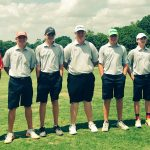 Sulphur High School Boys Varsity Golf finishes 8th place
