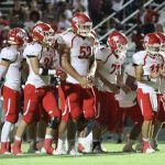 Sulphur High School Varsity Football beat Plainview High School 35-12