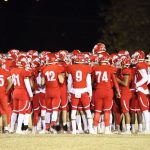 Sulphur beats Prague 34-14 – Facing Sperry this Friday