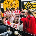 Sulphur Boys 8th Grade Basketball beat Plainview 8th Grade 38-30