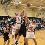 Boys Varsity Basketball beats Marietta 69 – 60