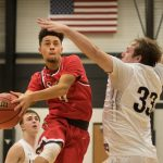 Boys Varsity Basketball beats Lone Grove 72 – 54