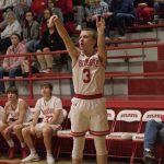Boys Varsity Basketball beats Comanche 63 – 60
