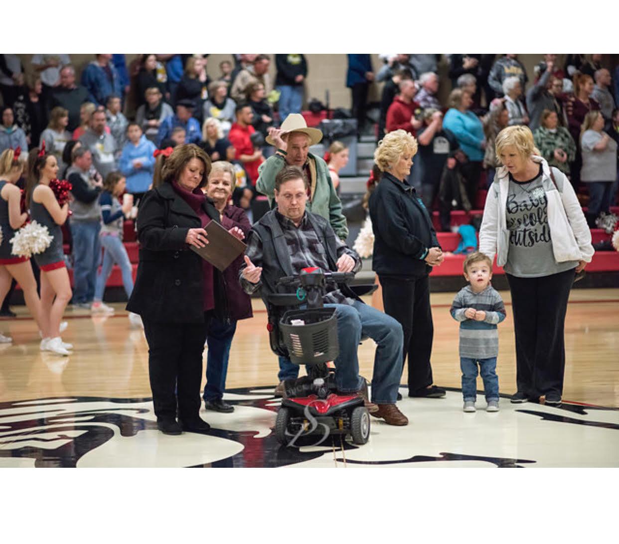 Hometown Hero: Troy Krueger  2/10/2018