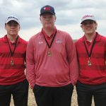 Boys Varsity Golf finishes 2nd place at Sulphur Boys Golf – Tishomingo Invitational