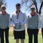 Boys Varsity Golf finishes 2nd place at Sulphur Boys Golf – Choctaw Invitational