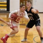 Boys Varsity Basketball beats Howe 81 – 40 in Season Opener