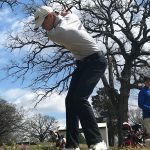 Dawson Padgett Ties for 1st, Dogs get 3rd in Boys Golf at Tish