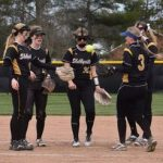Shelbyville Softball Falls to Yorktown at Home
