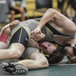 Wrestling Part of Family History for Collier