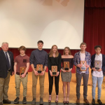 2018-19 Winter Sports Program Major Award Winners