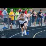 Senior Spotlight – Collin Miltz – Track
