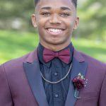 SHS Track Senior Spotlight Elijah Sims