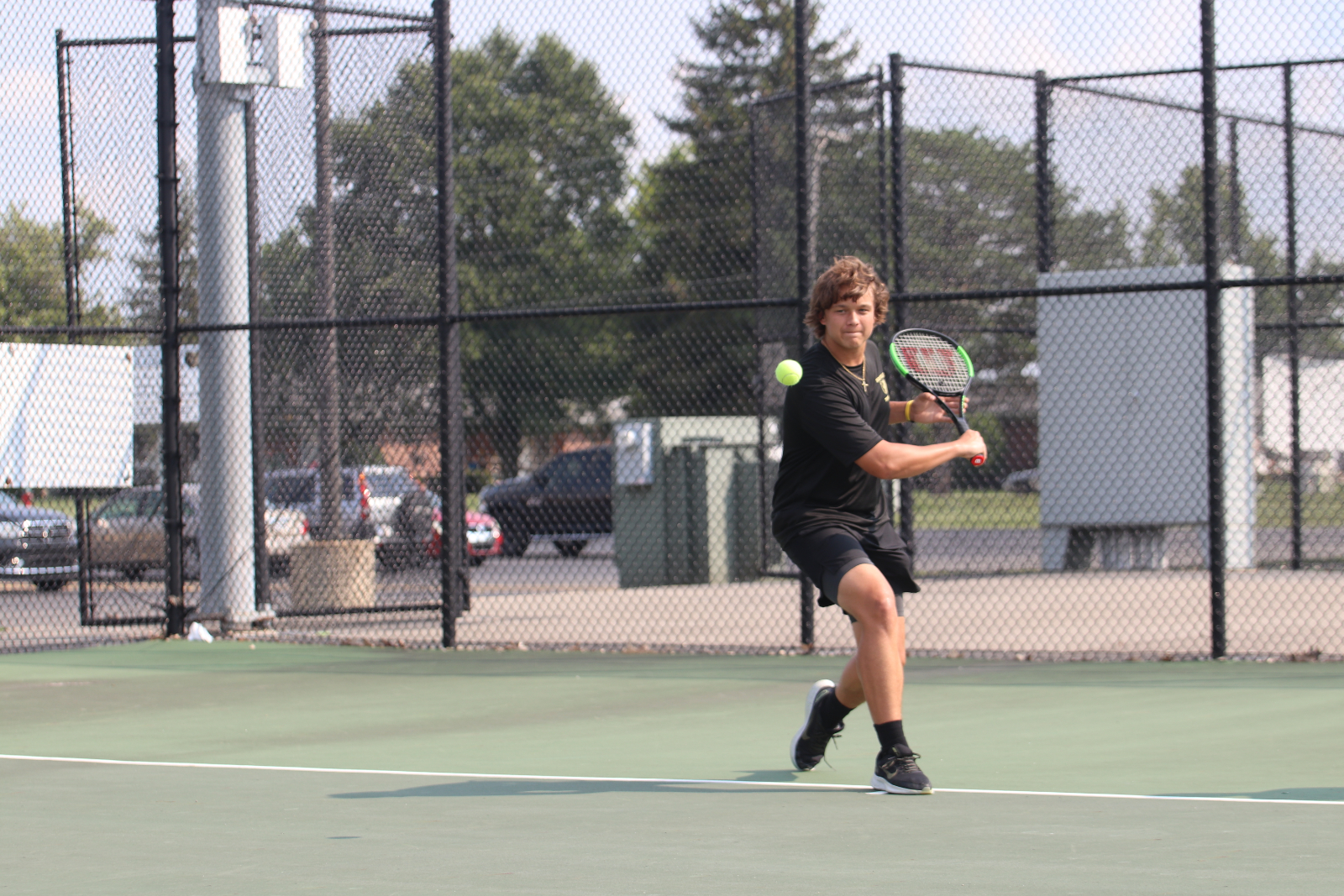 Boys Tennis 2020