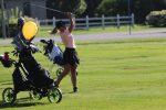 Girls Golf Battles Franklin