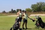 Girls Golf just comes up short