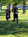 Boys and Girls Cross Country Results at Whiteland Invite