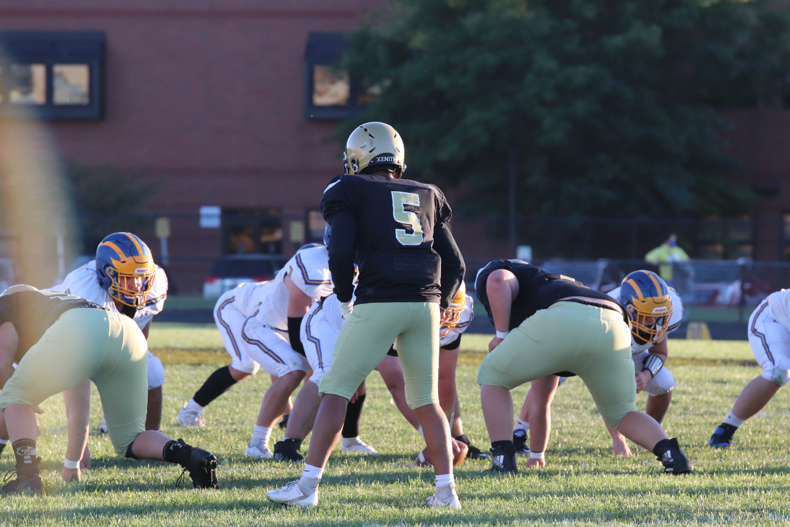 Varsity Football vs. Greenfield-Central