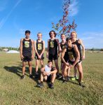 Cross Country Results from HHC Meet