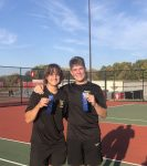 Stieneker and Bunton WIN Sectional Doubles