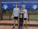 Boys and Girls Cross Country at Sectional