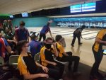 Boys Bowling Take Care of Greenwood Christian