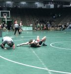 Wrestling at New Castle