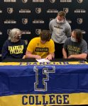 Tyler Smalley Inks with Franklin College