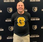 Welcome Coach Glesing to the Golden Bear Family