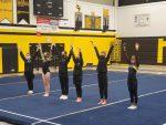 Gymnastics Defeat Franklin Central and Scecina
