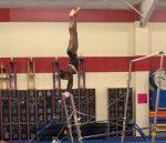 Gymnastics Recap from Rushville