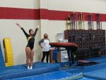 Gymnastic Sectional Tickets at Connersville