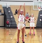Edwards Named IBCA Underclass Honorable Mention All-State