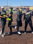 Big Bats Show Up for Softball in Sweep at Jennings County
