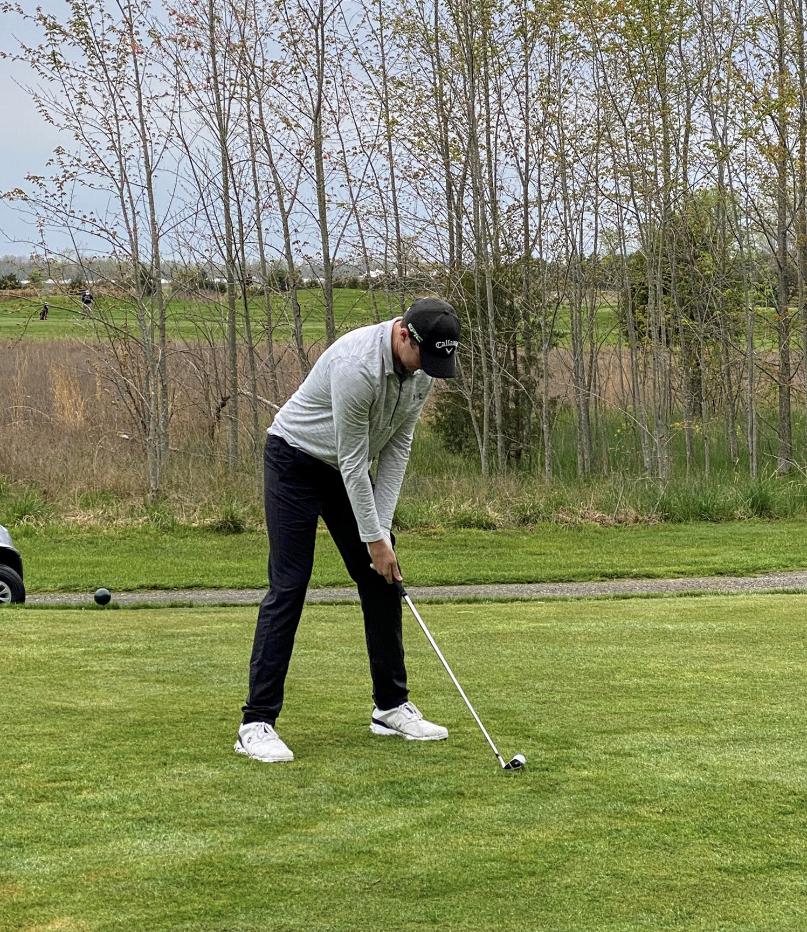Boys Golf at Jennings County Invite